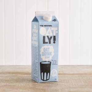 Oatly Semi Skimmed Oat Drink, 1L